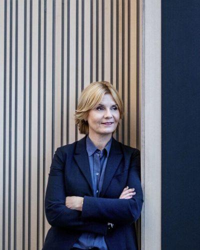 Åsa Bergman, VD Sweco